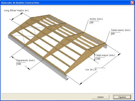 Informaci n estrumad programas de c lculo de estructuras - Estructuras de madera para techos ...